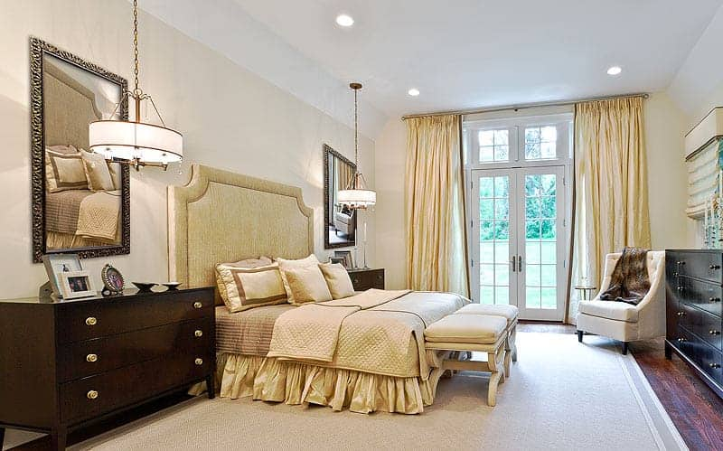Master Bedroom makeover Old Westbury NY