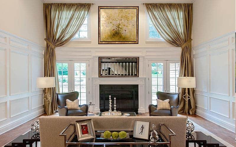 Living Room Design Old Westbury NY