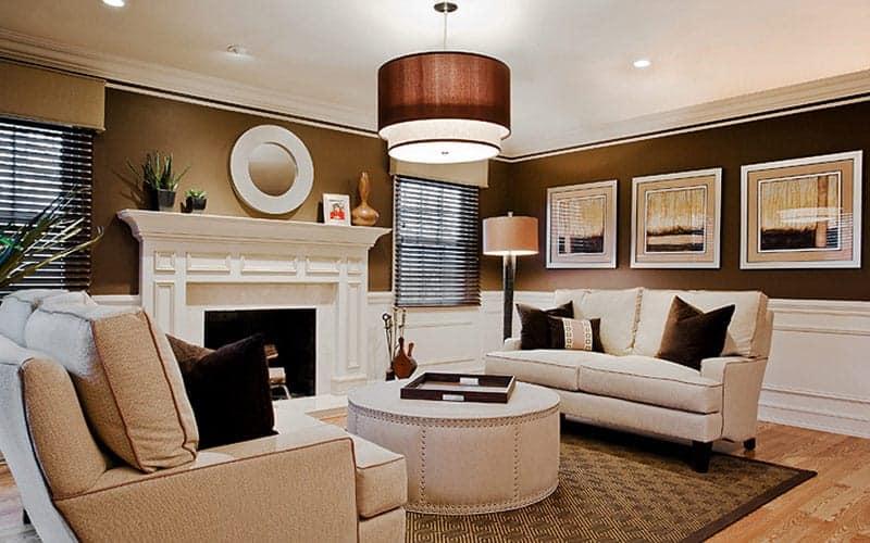 Family Room Interior Design