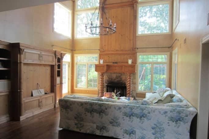 Roslyn Long Island Bedroom interior design AFTER