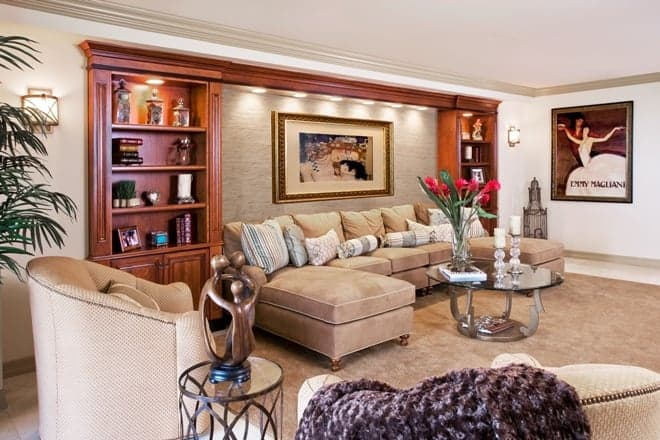 Before and After Living Rooms - Interiors By Just Design