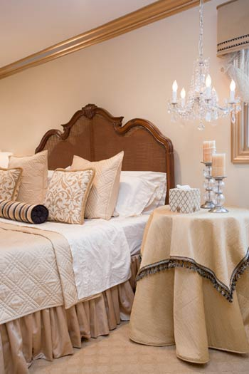 Residential Interior Design: Bedroom Huntington, Long Island, NY