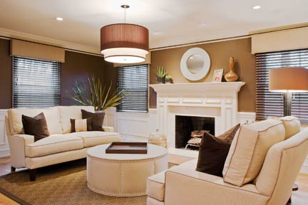 Residential Interior Design Living Room Woodbury Long Island NY