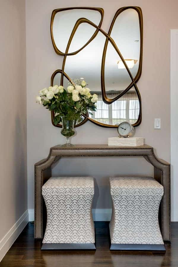Country Pointe Plainview Foyer entry interior design photo