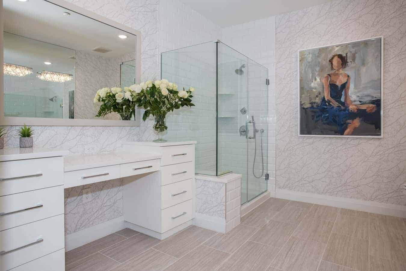 Country Pointe Plainview Master Bathroom