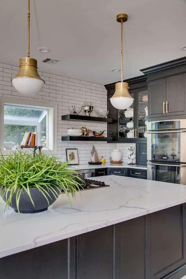 Modern Kitchen design photo Roslyn NY