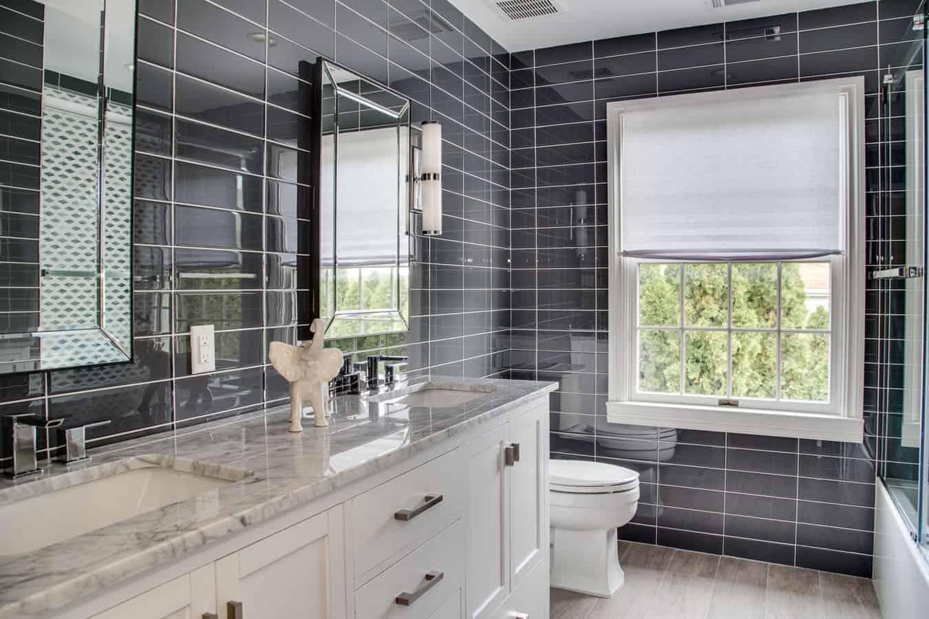 Jericho NY Bathroom remodel interior design