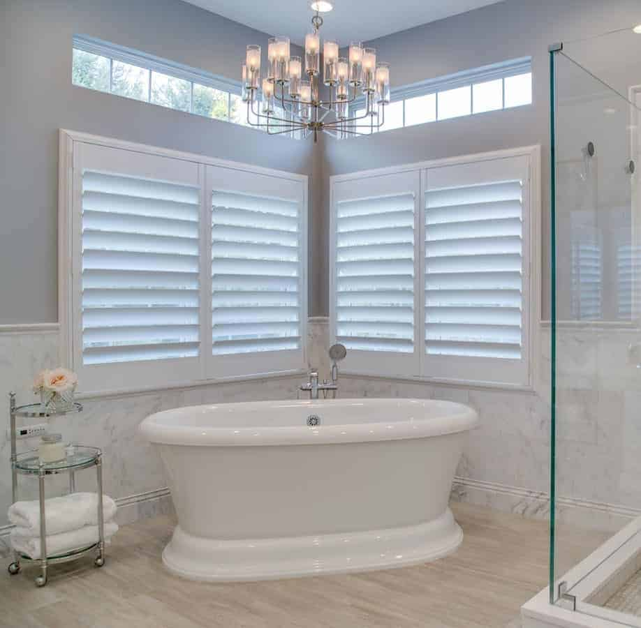Bathroom remodeling AFTER photo Melville NY