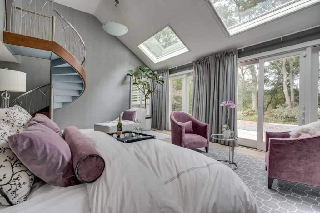 Old Brookville Master Bedroom