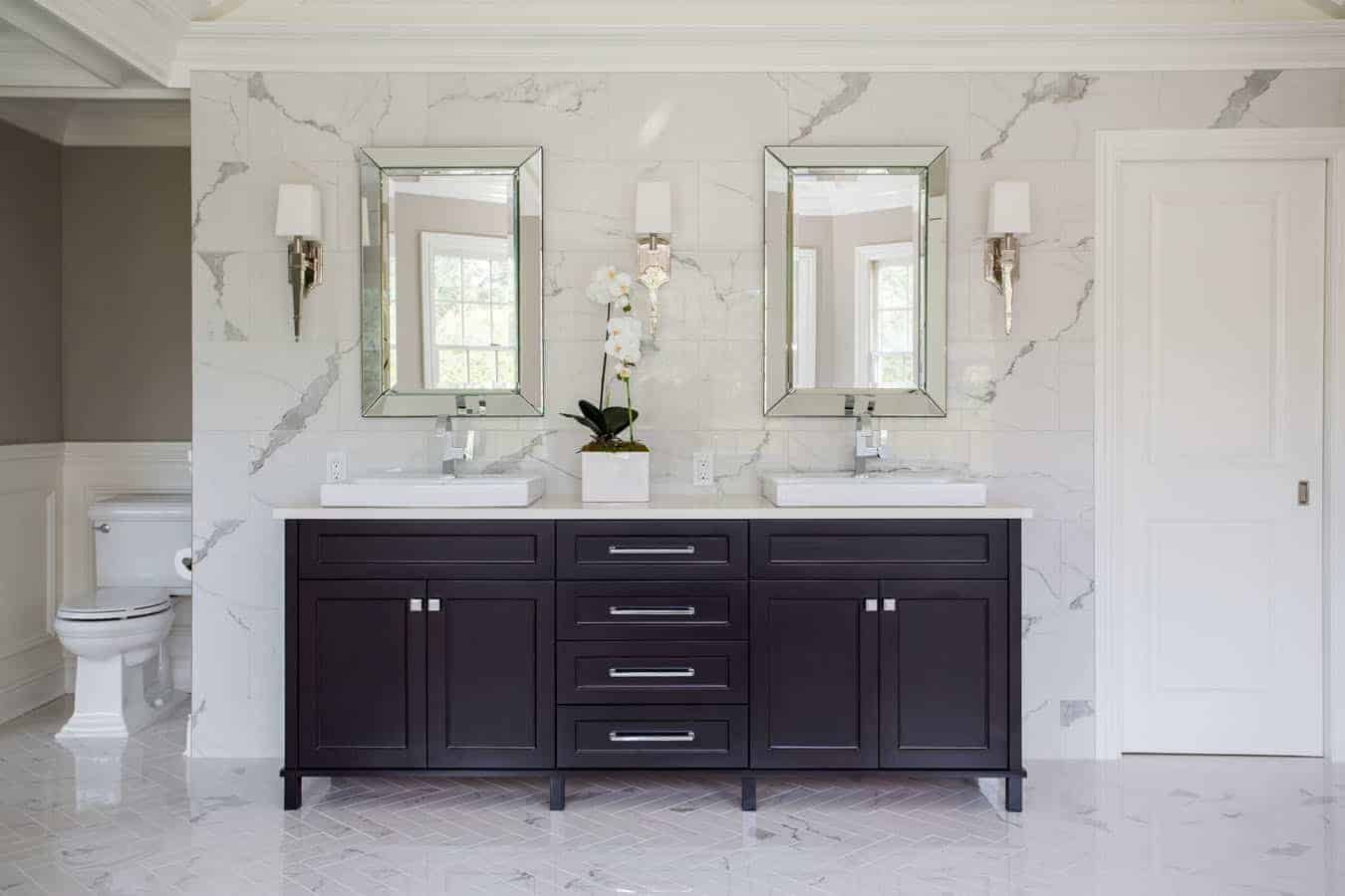 Old Brookville Bathroom remodel interior design