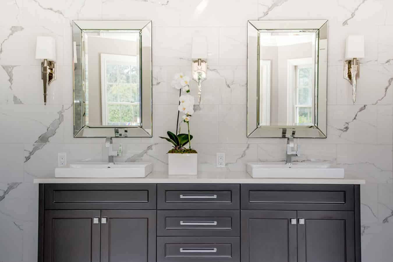 Old Brookville Bathroom remodel interior design 2