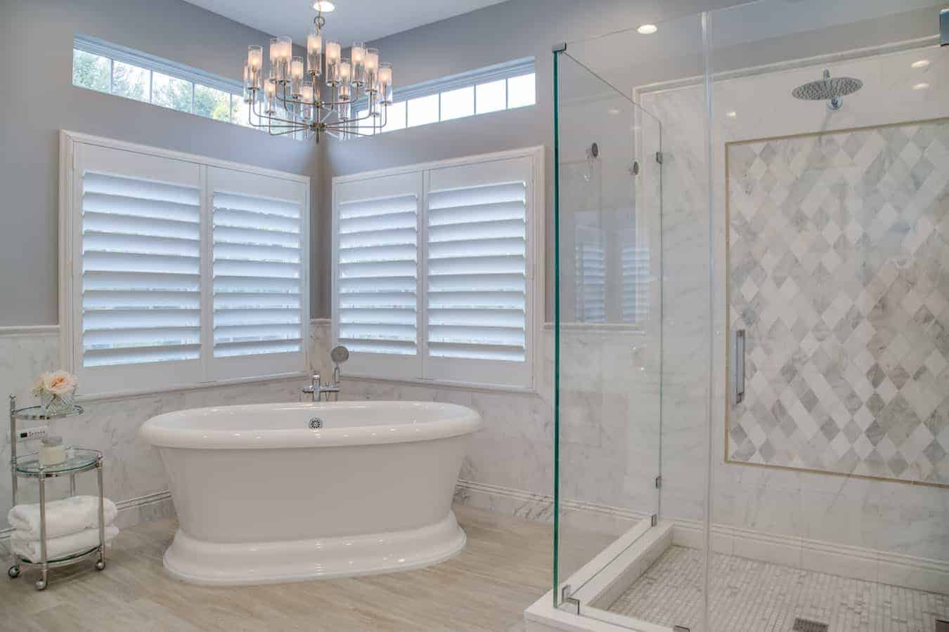 The Villages at Melville Bathroom remodel interior design