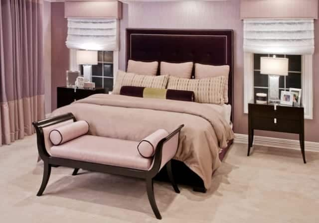 Roslyn Long Island Bedroom interior design AFTER