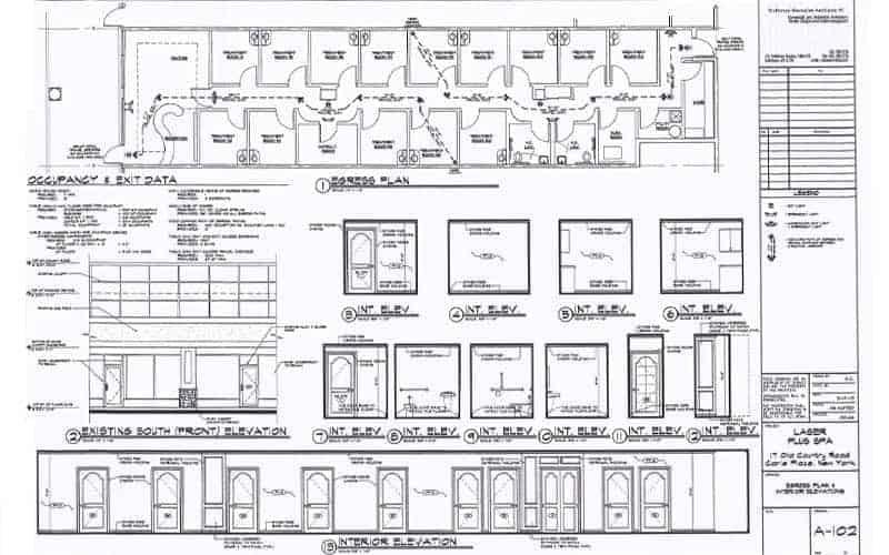 Blueprint Interior Design commercial interior design long island ny & nyc