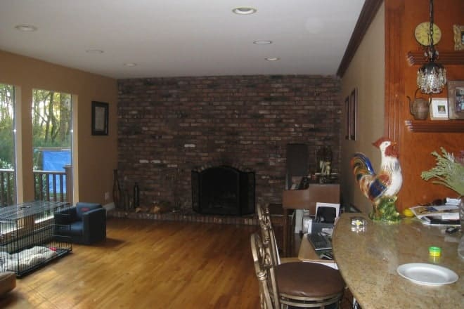 den interior design long island NY BEFORE