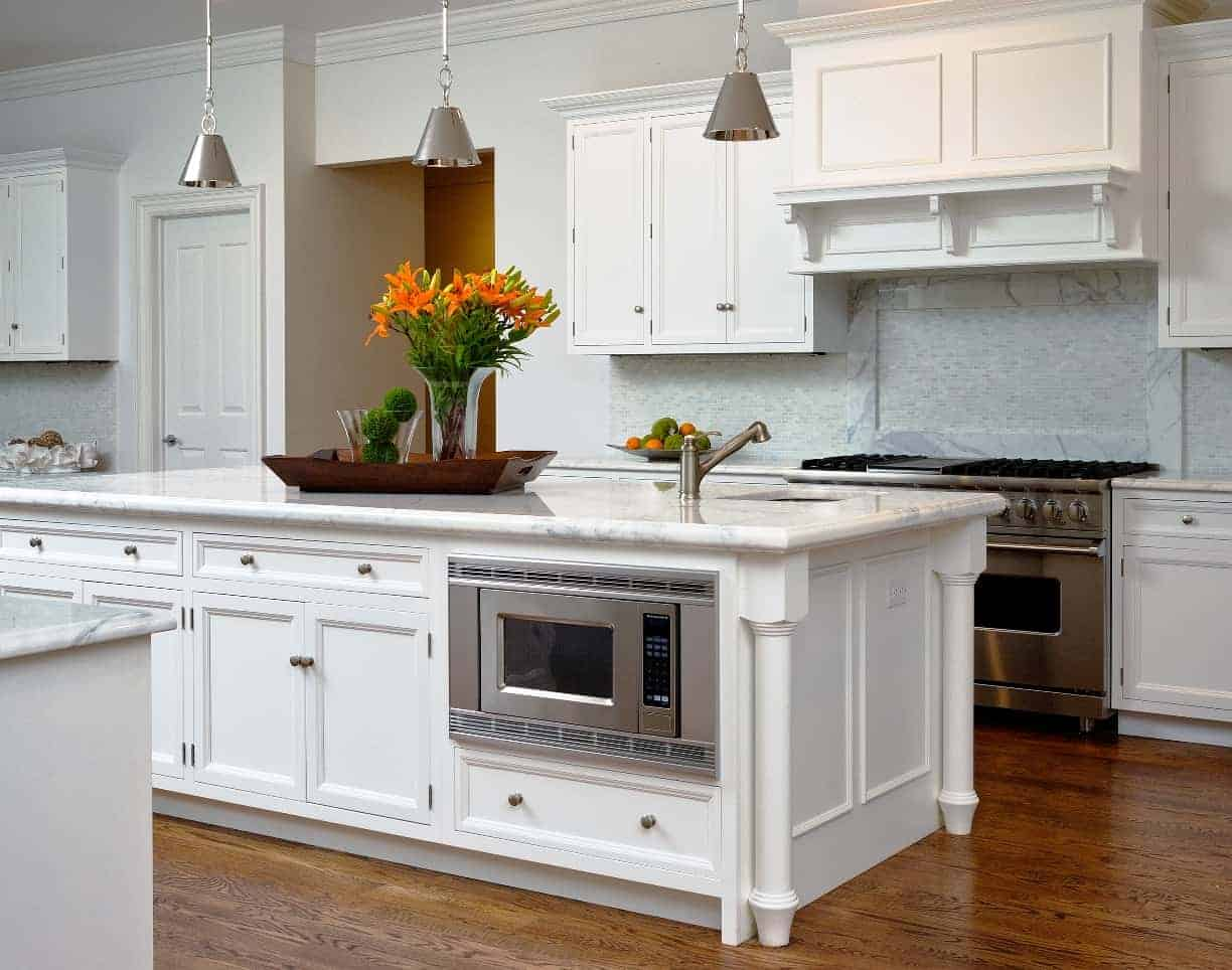 Custom Kitchen Cabinets - Interiors By Just Design