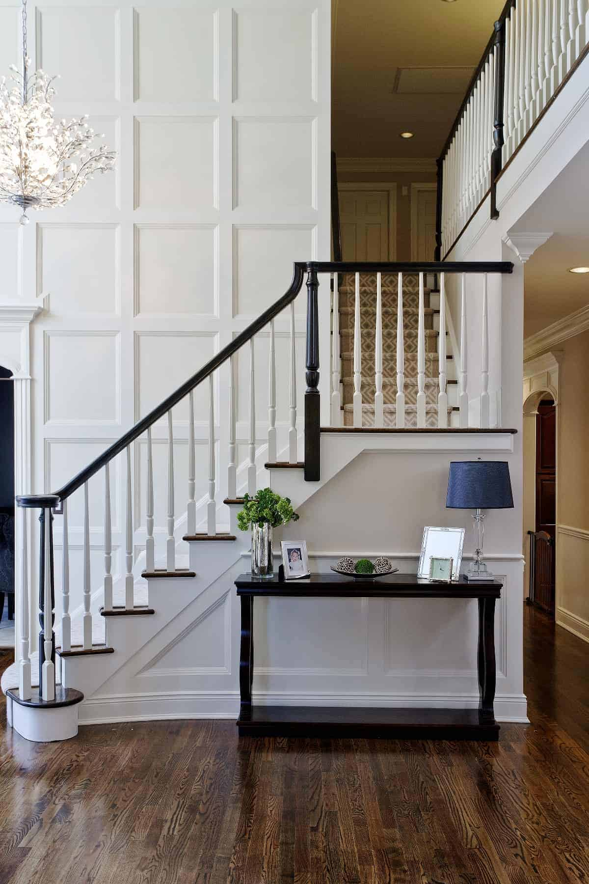 Office Entry Foyer : Entry foyer interiors by just design
