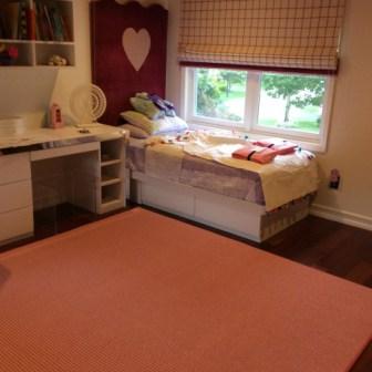 Girls bedroom interior design Long Island NY