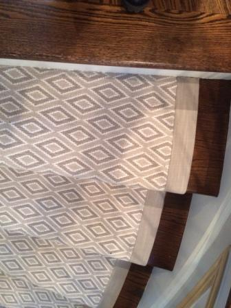 stair runner carpet interior design long island NY