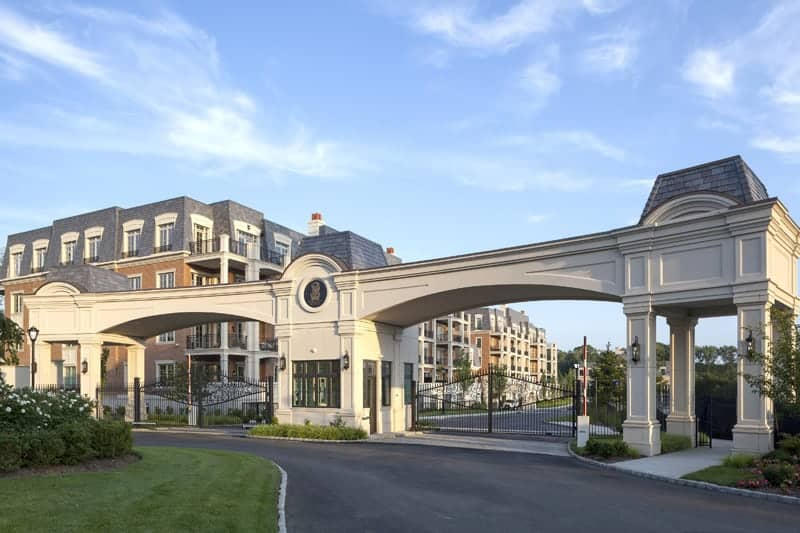 Luxury Condominium Community