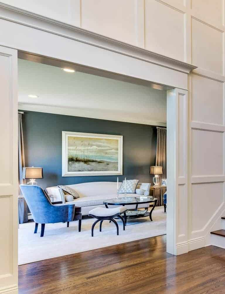 Interior Design, Entrance, Foyer, New Construction, Family Room, Great Room